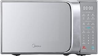 Midea MMDV07S2DG Microondas, Silver, 7 P³ V6, color, Silver