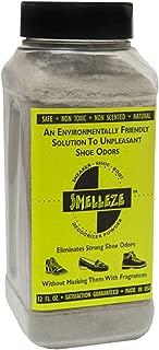 SMELLEZE Natural Shoe Odor Remover Deodorizer:2 lb. Stinky Shoe Stopper Powder