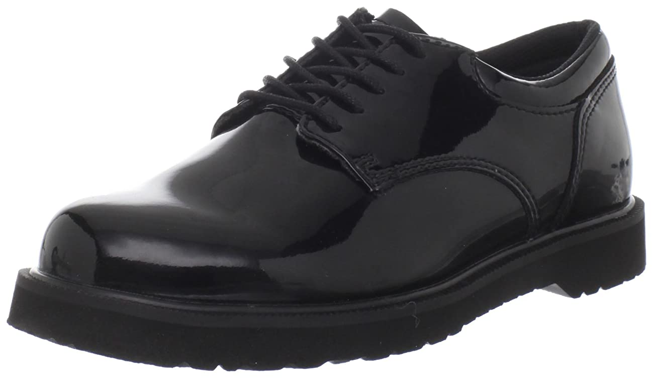 Bates Women's High Gloss Duty Shoe