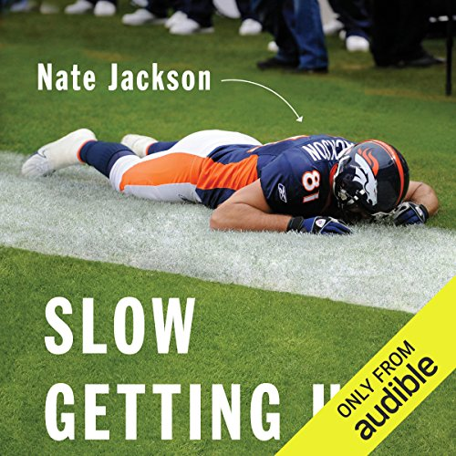 Slow Getting Up audiobook cover art