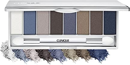 Clinique Wear Everywhere Neutrals All About Shadow 8-Pan Palette - Blues