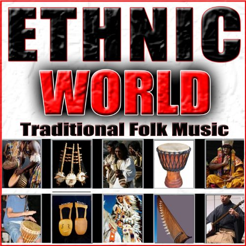 Africa the Old African Music on Tribe (Djembe Música Africana)