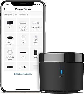 BroadLink Smart Home Hub-WiFi Remote Control IR Blaster...