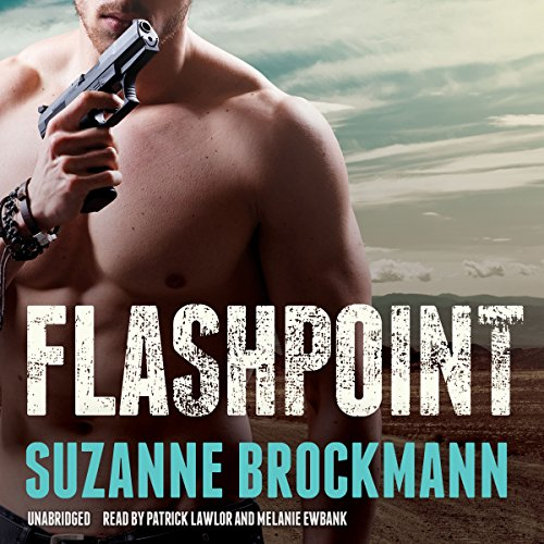 Flashpoint  By  cover art