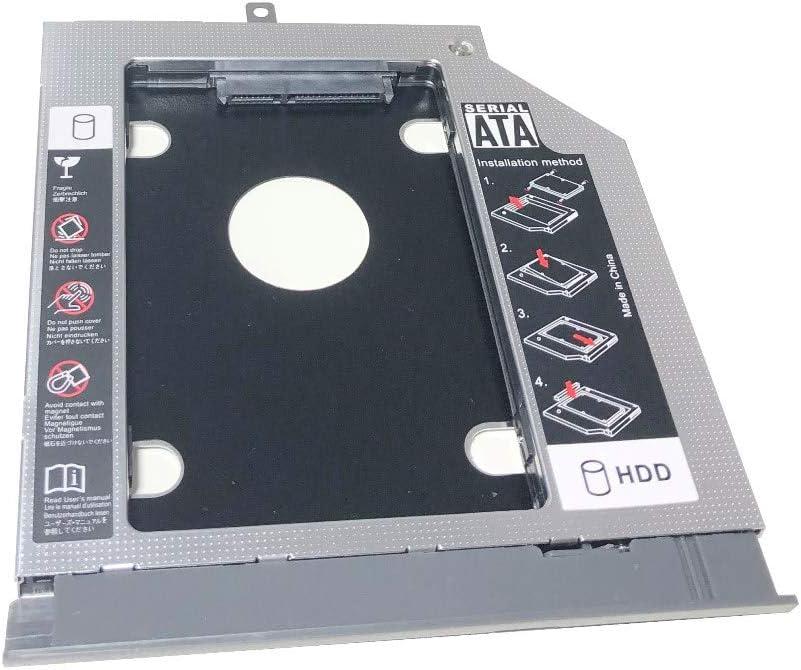 Adaptador de marco óptico para Lenovo Ideapad 320 330 520 con bisel frontal