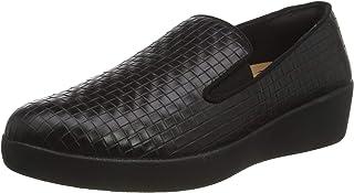 حذاء بدون كعب مسطح للنساء من FitFlop