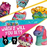 Soft'n Slo Squishies Designerz Party Pack. 2 Pack of Cute Fidget Toys for Girls & Boys. Collect Them All!