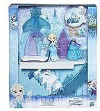 Disney Reine des Neiges - B5197eu40 - Frozen - Mini-poupée Château D'Elsa