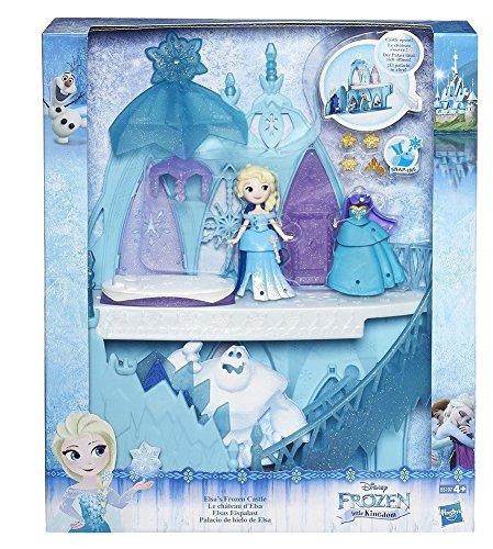 Disney Frozen Castillo mágico de Elsa...