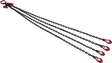 Hijsketting (verstelbaar voor mijnen, havens, gebouwen, 2 meter, 4 ton, 6 mm),