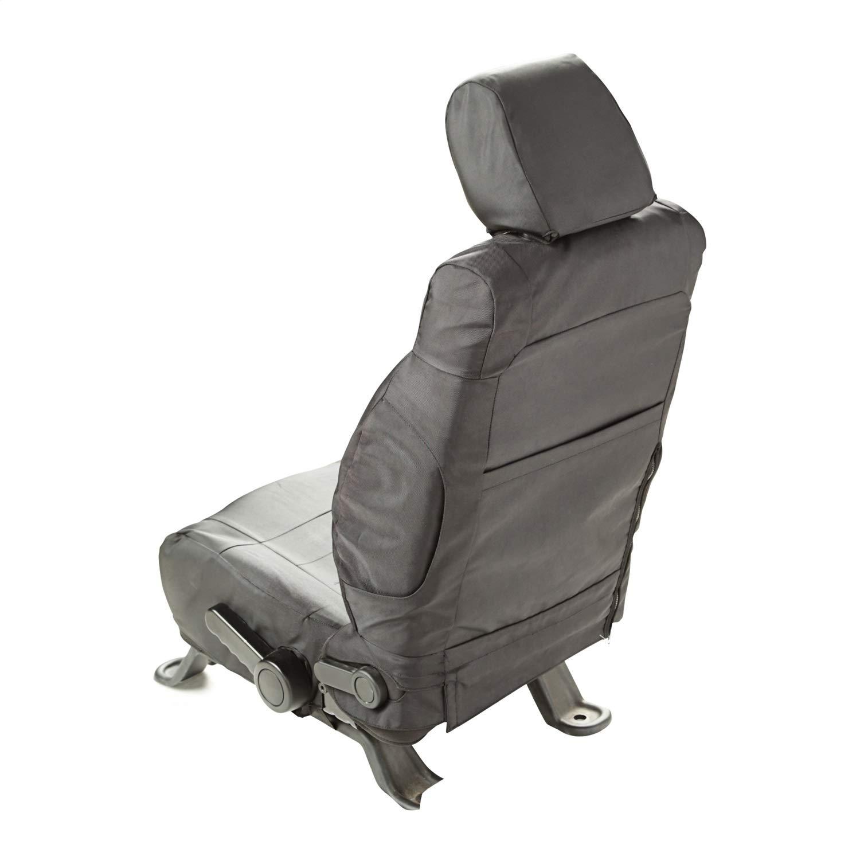 Rugged Ridge 13256.07 Ballistic Seat Cover Set 11-16 Wrangler JK 2Door