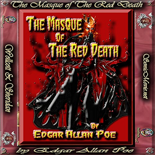 The Masque of the Red Death cover art