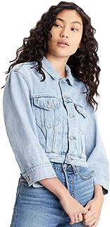 Levi's Loose Sleeve Trucker Womens Jacket