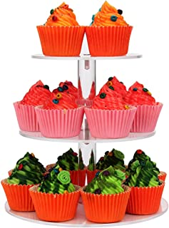 Best 2 tier cake and cupcake stand Reviews