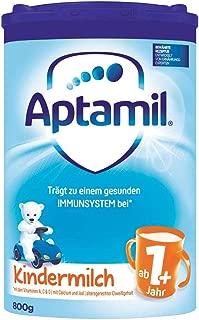 Aptamil 爱他美 1+ 儿童奶粉(1岁+) 6罐装(800g*6) (新老包装交替发货)