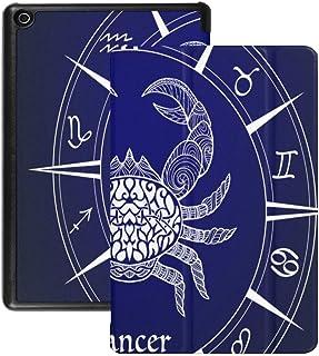 2018 MacBook Air Case Colorful Cool Cancer Zodiac Horoscope Plastic Hard Shell Compatible Mac Air 11 Pro 13 15 MacBook Air 2017 Case Protection for MacBook 2016-2019 Version
