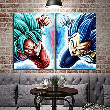 Tapestry Goku Ultra Instinct DBS Art Wall Hanging Sofa Table Cover Home Decor