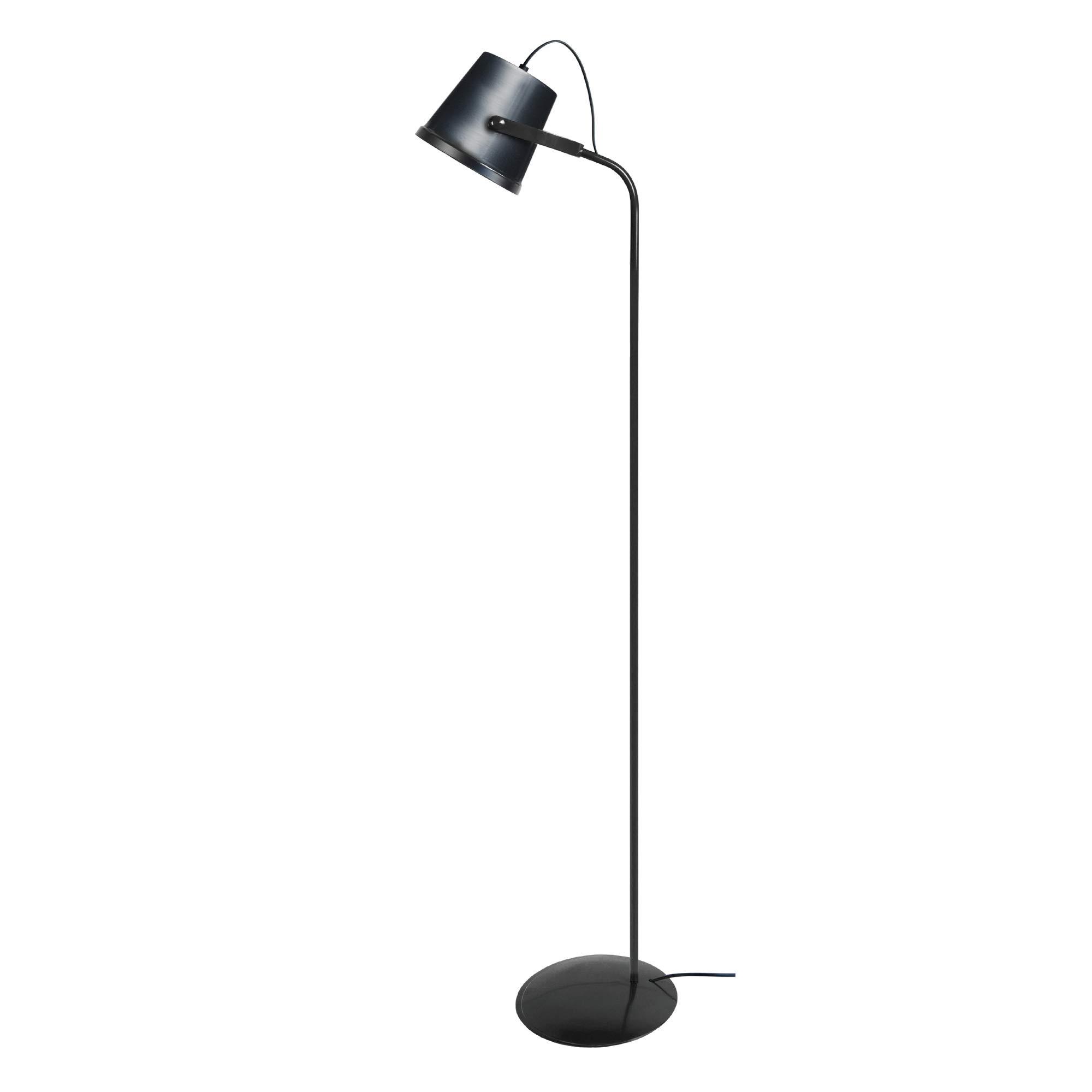 Lampada Decorativa da Terra Zanflare Lampada da Terra Orientabile ecc Camera da Letto Lampada da Terra Moderna Lampada da Terra Classica con Lunga Durata per Soggiorno Ufficio