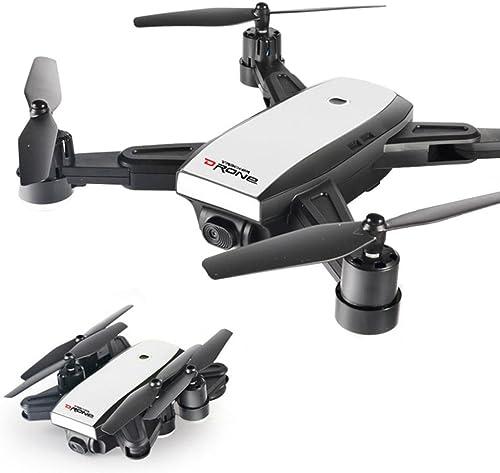 BZLine 4-Achsen RC Quadcopter Flugzeuge, LH-X28GWF Professionelle Intelligente Fernbedienung Flugzeuge mit 1080P Pixel HD Kamera Dual GPS FPV Wifi Headless Modus (Weiß)