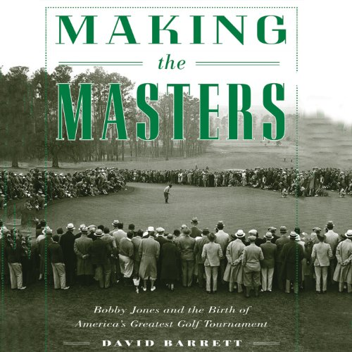 Making the Masters cover art