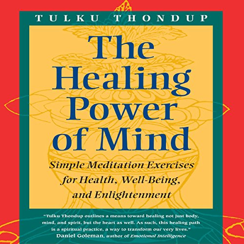 The Healing Power of Mind cover art