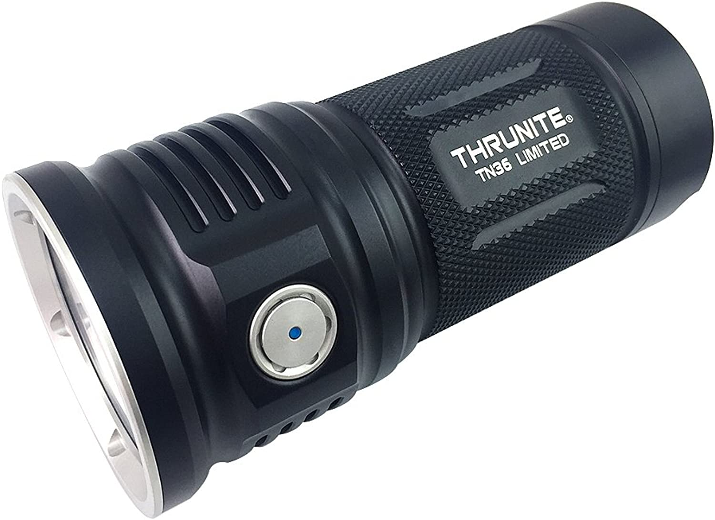 ThruNite® TN36 LIMITED Max 11000 Lumen Taschenlampe mit 3 x x x CREE XHP70B LED Cool Weiß B078YL9S5C | Moderater Preis  0b42e6