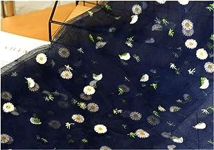 DIY ambacht, Mesh borduurwerk doek Franse net kant stof DIY gordijn jurk kinderkleding baby kleding tule stof Voor decor,...