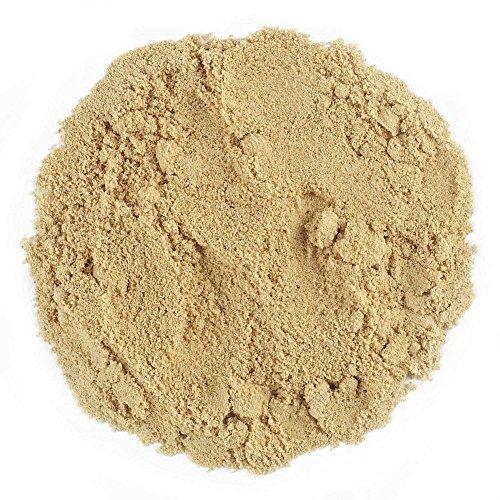 Frontier Co-op Ginger Root Powder, Certified Organic, Kosher, Non-irradiated | 1 lb. Bulk Bag |...