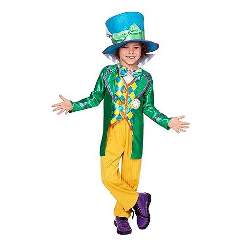 Rubies s 620781s oficial Disney Alicia en el país de las maravillas Mad  Hatter disfraz ( 3a9c1ed8db5