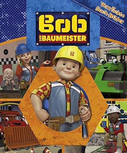 Bob der Baumeister - Verrückte Such-Bilder Groß