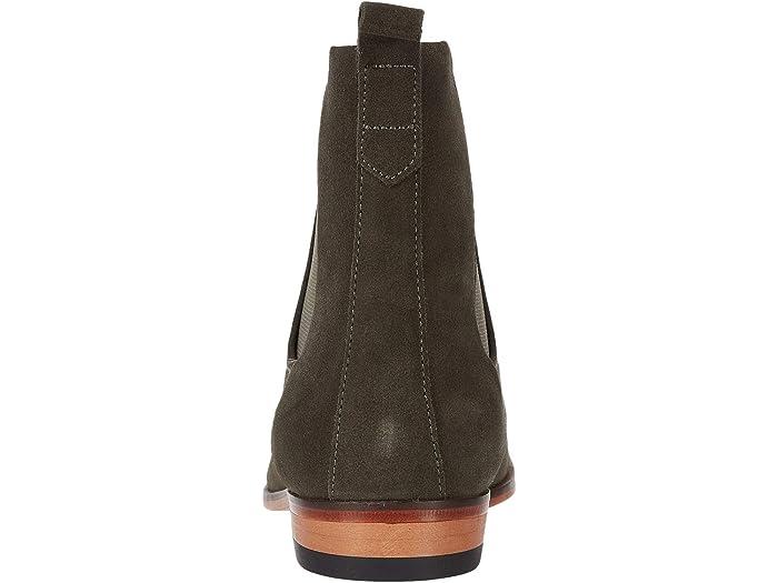Boss Hugo Cult Chelsea Boot De Dark Green Boots