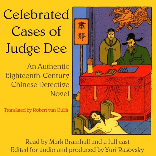Celebrated Cases of Judge Dee (Dee Goong An) cover art