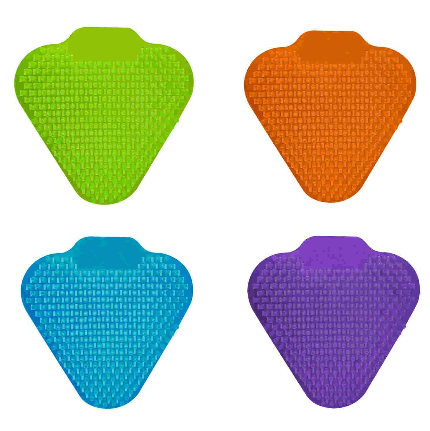 Urinal Screen Anti-Splash Assorted Outlet sale feature Pack Wiese 4 Now on sale Fragrances