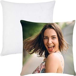 Amazon It Cuscino Personalizzato Con Foto