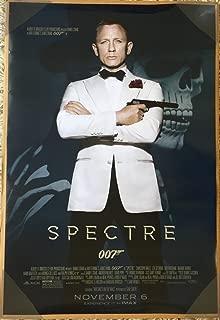 SPECTRE MOVIE POSTER 1 Sided ORIGINAL FINAL MINI SHEET 11x17 DANIEL CRIAG JAMES BOND