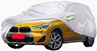 010ebdf51f5 T-Day Fundas para Coche BMW X2 SUV Cubierta Interior Gruesa de Oxford con  protección