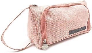 حقيبة أقلام رصاص محمولة متعددة الوظائف وسعة كبيرة لأقلام الرصاص المدرسية صندوق قرطاسية