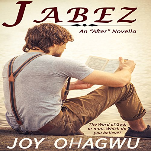 Jabez audiobook cover art