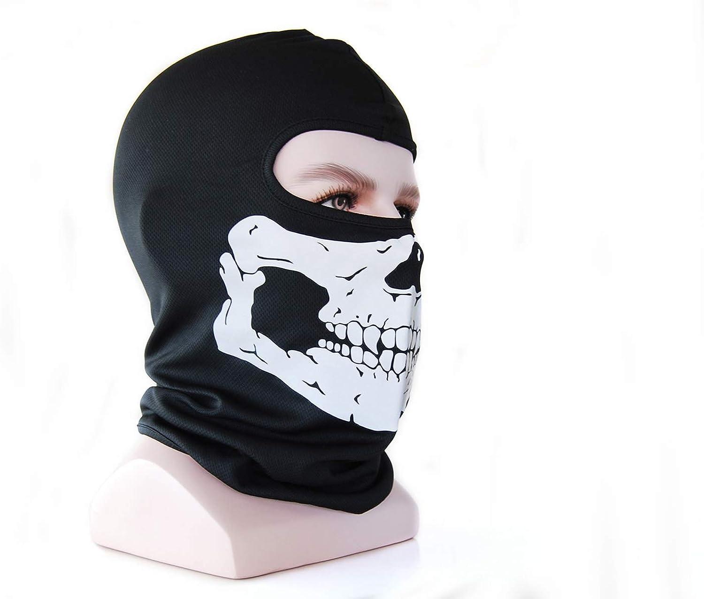 Balaclava Face Mask Full Face Cover Ski Mask Sun Hood Neck Gaiter for Men Women