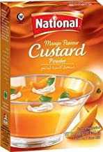 NATIONAL Mango Flavored Custard Powder 300g