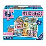 Orchard_Toys - Puzle de la casa de muñecas