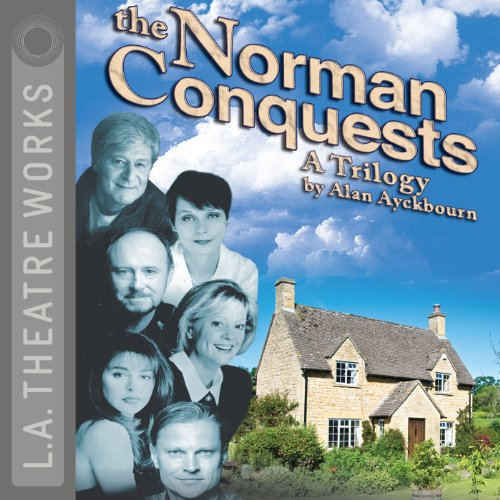 The Norman Conquests audiobook cover art