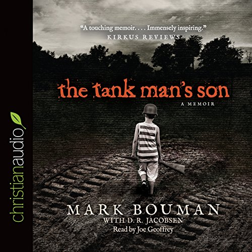 Tank Man's Son audiobook cover art