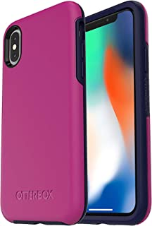 OtterBox Symmetry Series Case for iPhone X - Non-Retail Packaging - Mix Berry JAM