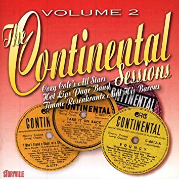 The Continental Sessions Vol. 2