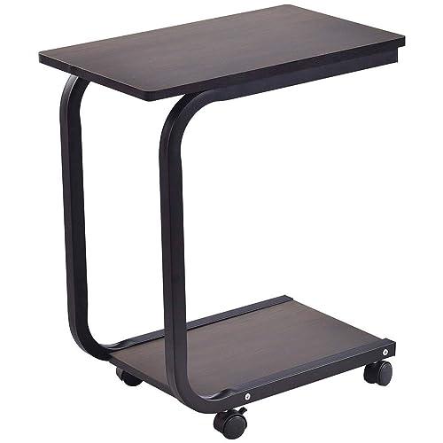 9bc3d23c9 Kurtzy Laptop Table Multipurpose Detachable Adjustable Study Desk Space  Saving Side for Kids Adults Home Office