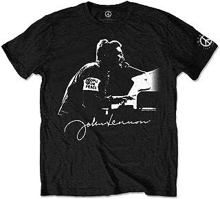 John Lennon People for Peace T-Shirt Homme