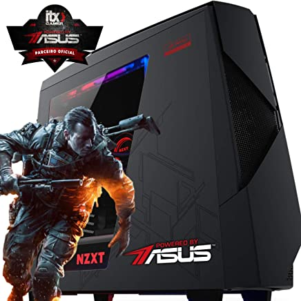 PC Gamer Powered By Asus ROG-X450 Intel I7 8700K / ROG STRIX Z370-E Gaming/GeForce GTX 1070 Ti / 16GB DDR4 / SSD Intel M.2 1.02TB