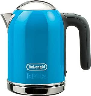 DeLonghi kmix boutique kettle electric 0.75L (Blue) SJM010J-BL