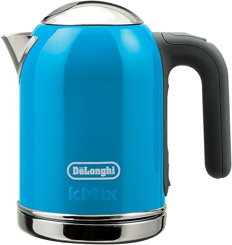 DeLonghi Kmix Boutique Kettle Electric 0 75L Blue SJM010J BL